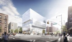 Leong Leong + JCJ Architecture Unveil Design of The Center for Community and Entrepreneurship in New York,© JCJ Architecture | Leong Leong