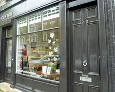 Clifton Interiors, 168 Regent's Park Road, London NW1 8XN, Image by Homegirl London