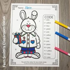 Christmas Color By Number Kindergarten Know Your Numbers   TpT Christmas Color By Number, Christmas Colors, Classroom Management Tips, Color By Numbers, Group Work, Math Resources, Small Groups, Elementary Schools, Knowing You