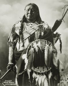 Chief War Path Arapaho