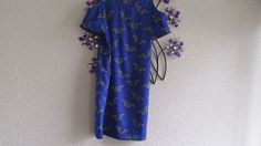 New   Pretty  SIlk Feel  Animal  Print  Butterfly print Dress size   6  #Atmosphere #Sexy #Party
