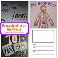 Homeschooling on the Cheap! Link up educational and homeschooling, kid friendly post.