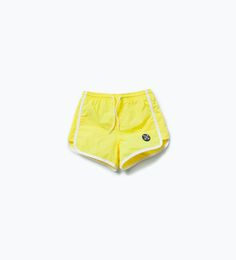 Image 1 of Piped swim trunks from Zara