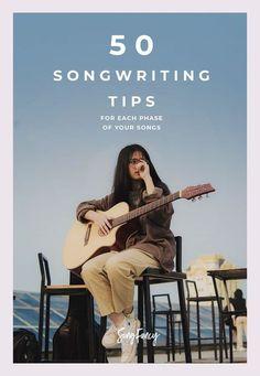 Writing Lyrics, Music Writing, Writing Tips, Writing Poetry, Song Challenge, Guitar Lessons, Guitar Tips, Guitar Songs, Ukulele