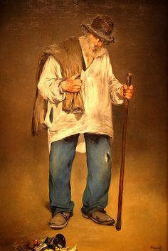 Edouard Manet - Ragpicker