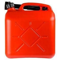 Nájdete tu kovový a plastový kanister na pohonné hmoty - naftu, benzín. Tiež máme kanistre na vodu aj s nadstavcami 5, 10, 15 a 20 litrov.
