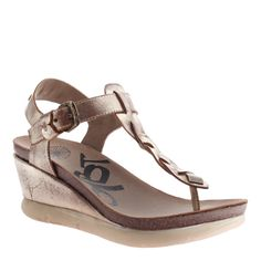 { GRACEVILLE, GOLD (OTBT) - Shoes } musthaveSHOES