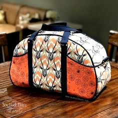 Betty Bowler Bag by Swoon Patterns - Sew Much Moore