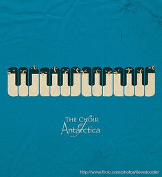 awesome design. (the choir of antartica) :D