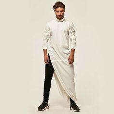 Kurta Men, Mens Sherwani, Mens Shirt Pattern, Indian Men Fashion, Fashion Men, Summer Tops, Summer Sale, Indian Groom Wear, Mens Kurta Designs