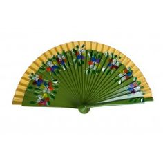 "Abanico de Madera ""Flower"" Here Comes The Bride, Cool Stuff, Gifts, Diy, Inspiration, Hand Fans, Favors, Costume, Floral"