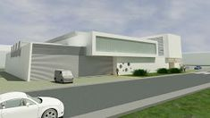 laboratorios-inmunotek Architecture, Outdoor Decor, Home Decor, Design Lab, White Living Rooms, Board Rooms, Ground Floor, Oviedo, Architects