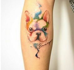 Tatuagem feminina ✨