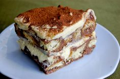 Tiramisu Bread Pudding! One of the most incredibly satisfying, delicious, and wonderful desserts there is!