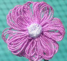 Broches flores de Alegría. de Alegría por DaWanda.com