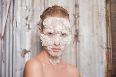 Makeup Artist Pat McGrath on the Story Behind Givenchy's Extraordinary Face Masks