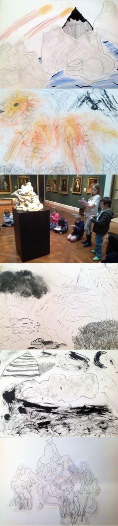 The Holburne Museum, Bath. To celebrate the launch of 'Drawing Projects for Children', AccessArt is running a Drawing Challenge. It's free to take part – find out more and register here: http://www.accessart.org.uk/join-drawing-challenge/http://www.accessart.org.uk/join-drawing-challenge/