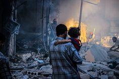 Survivors of Death .. Survivors of Massacres by Sameer Al-Doumy on 500px