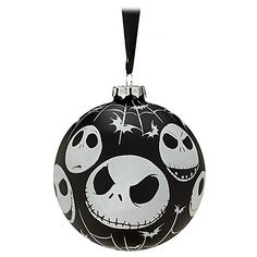 A Nightmare Before Christmas Ornaments