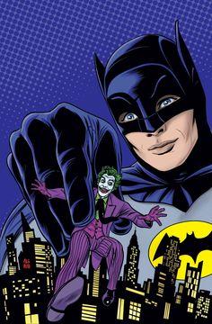 #BATMAN66 - Comic Book Resources