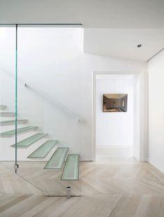 encuentra este pin y muchos ms en decoracin de adydeags escaleras de diseo minimalista