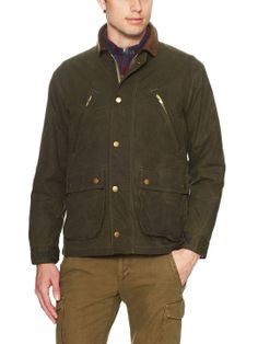 Wax Your Back Coat by GANT Rugger at Gilt