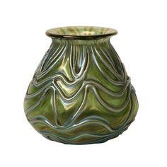 Jarroncito Art Nouveau de vidrio irisado. Loetz. FERIARTE | Arte y antigüedades, Antigüedades rústicas, Decoración | eBay!