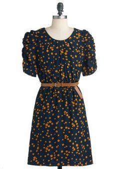 I Dapple in Art Dress, #ModCloth