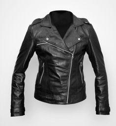 Women leather biker jacket  reserved for Soshana by Rubyleather, 1200ZAR