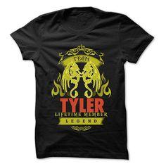 Team Tyler ... Tyler Team Shirt ! - #housewarming gift #sister gift. BUY IT => https://www.sunfrog.com/LifeStyle/Team-Tyler-Tyler-Team-Shirt-.html?68278