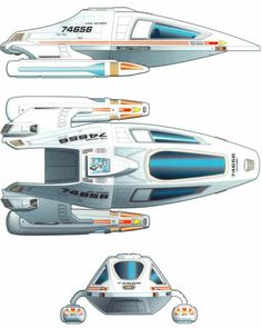 star trek photon torpedo diagrams - Google Search