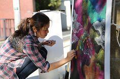 """「青参道アートフェア2015」原宿、表参道、青山で開催 - テーマは""""LOVE and PEACE""""   ニュース - ファッションプレス"""