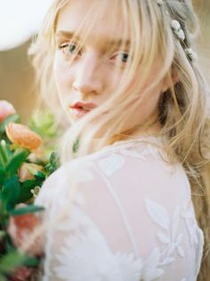 Ethereal Bridal Inspiration | Anna Peters Photography