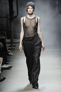 Alexander Wang - Fall 2008 Ready-to-Wear - Look 1 of 42