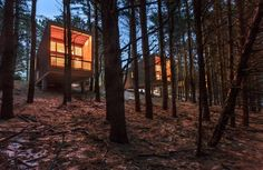 Ormanda sıcak bir konaklama çözümü | tasamır