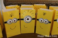 minion party Free google printables