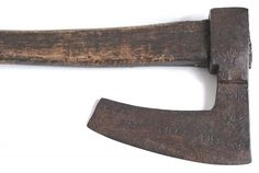 Ethnographic Arms & Armour - Small axes for ID