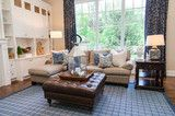 Family Room - transitional - family room - toronto - Erin Interiors