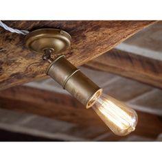 Lampada gibas nio per ambienti rustici migliore prezzo-Lampada rustica