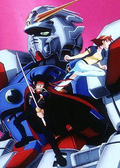 Mobile Fighter G Gundam 機動武闘伝Gガンダム 1994