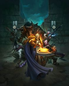 Poster A3 Hearthstone Heroes Of Warcraft Videojuego Videogame Cartel Decor 06