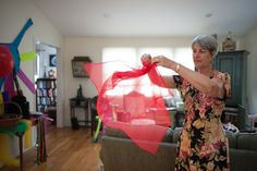 Engaging patients through dance, movement
