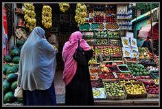 Aswan, Egypt #egypt #market