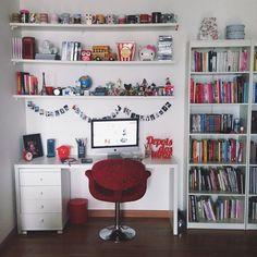 Onde nascem os livros e posts do blog! ❤️