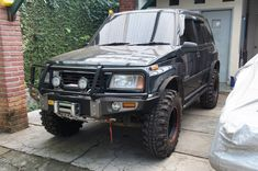 "Suzuki Vitara 1993 ""TeJo"""