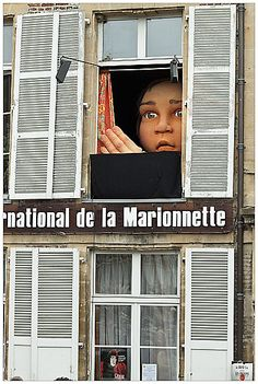 Charleville-Mézières, le festival mondial des théâtres de marionnettes 2009 - 3 - Réflexe photo Luciole