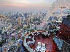 Top 10 Rooftop Bars in Bangkok | Thailand Travel Inspiration