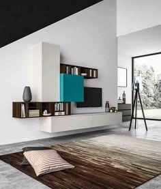 Descarga el catálogo y solicita al fabricante Slim 101 By dall'agnese, mueble modular de pared composable diseño Imago Design, Colección slim
