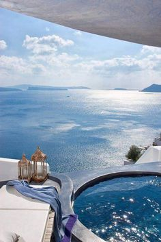 Santorini ~ Greece.
