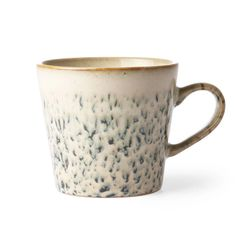 70's cappuccino mug from HKliving - NordicNest.com